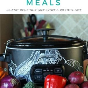 healthy slow cooker meals