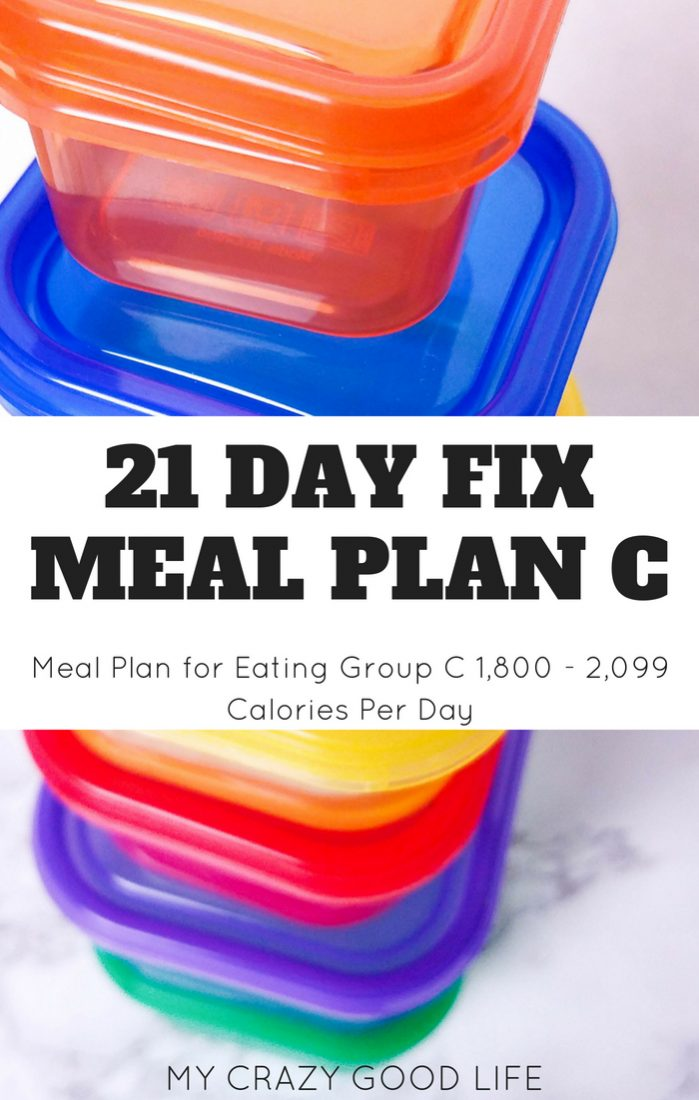 21 Day Fix Meal Plan C is here! This is for the Plan C group on 21 Day Fix. It's set up to include all of your necessary containers each day for the whole week.21 Day Fix Meal Plan C | Eating Plan C Meal Plan | 21 Day Fix Weekly Meal Plan | Beachbody Meal Plans #21DayFix #2BMindset #21DFX #21DayFixRecipes #MealPlan #Recipes #HealthyRecipes