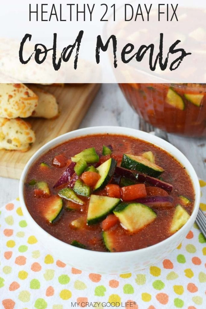 Now that the weather is warm these 21 Day Fix cold meal ideas will come in handy!No cook meals   Cold Meals   Cold Snacks   Weight Loss Recipes   #2BMindset #21DayFix #veggiesmost #healthyrecipes #recipes #coldrecipes #picnicrecipes