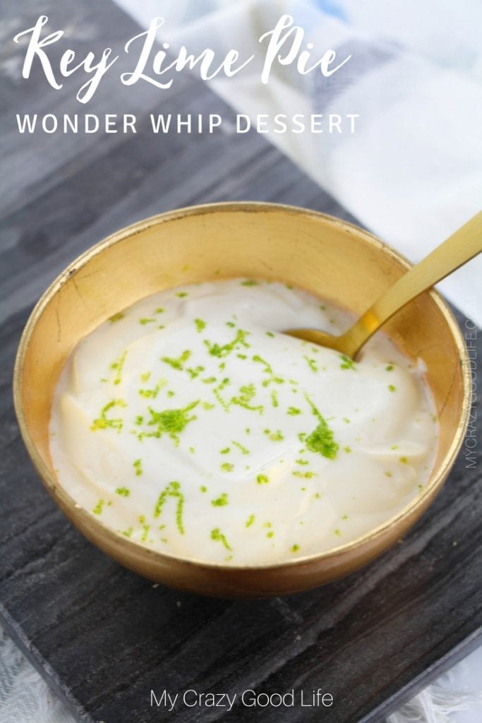 This Key Lime Pie Wonder Whip is a great healthy dessert recipe! I love making this no bake dessert to fight cravings! 2B Mindset Dessert | Wonderwhip | 21 Day Fix Dessert | Healthy Desserts | Weight Loss #2bmindset #protein #21dayfix #healthydessert #beachbody