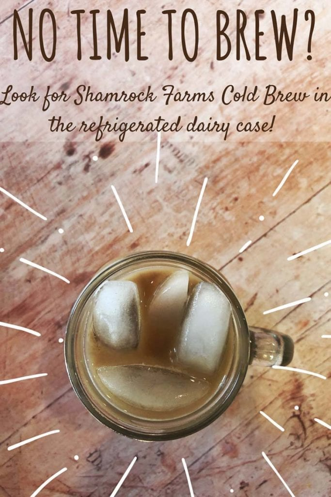 When is the last time you treated your teen? I grab a few bottles of Shamrock Farms Cold Brew for my boys on the weekend, and they love the tradition we've started! #coldbrew #farmraised #local #Arizona