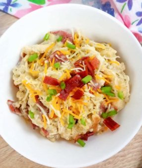 crack chicken casserole
