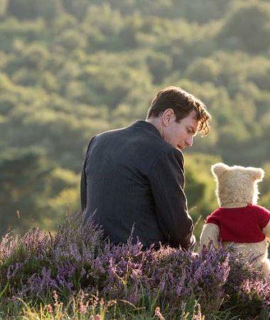 Ewan McGregor speaking with Pooh
