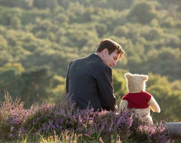 Ewan McGregor on Fatherhood and Film Students | Disney's Christopher Robin