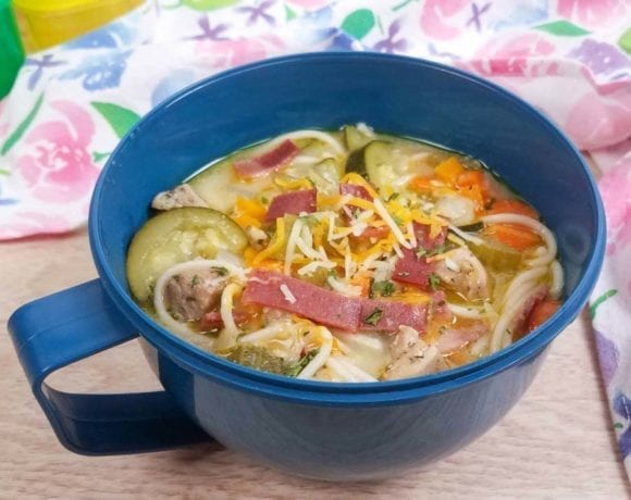 Crack Chicken Soup Recipe