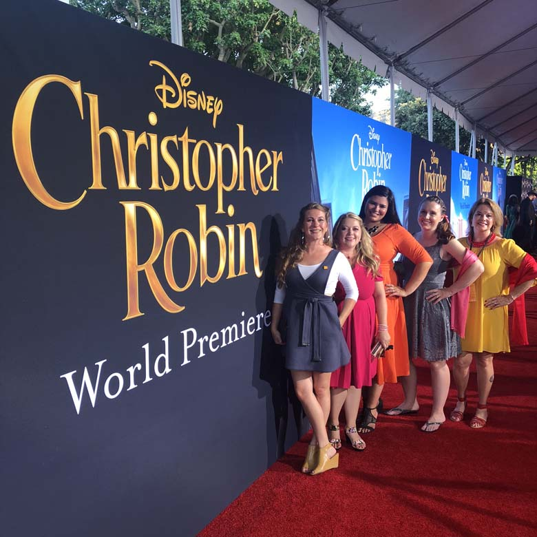 disneybounding on the red carpet