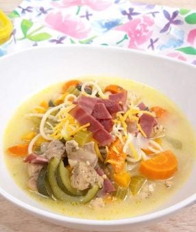 Crack Chicken Soup Recipe