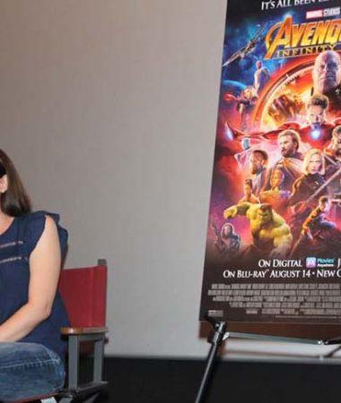 Avengers: Infinity War Executive Producer Trinh Tran