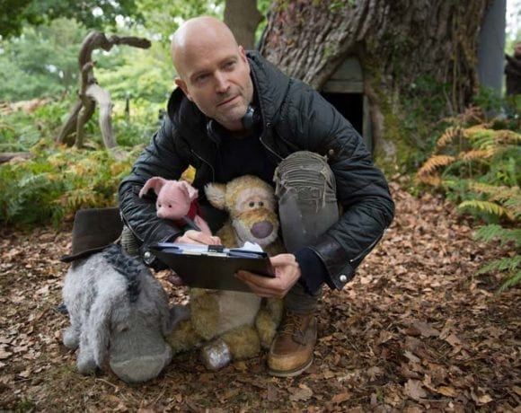 Director Marc Forster Brings Pooh to Life in Christopher Robin
