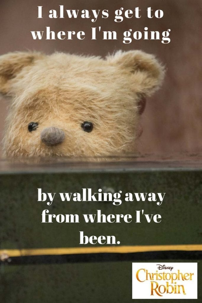 winnie the pooh poster quote