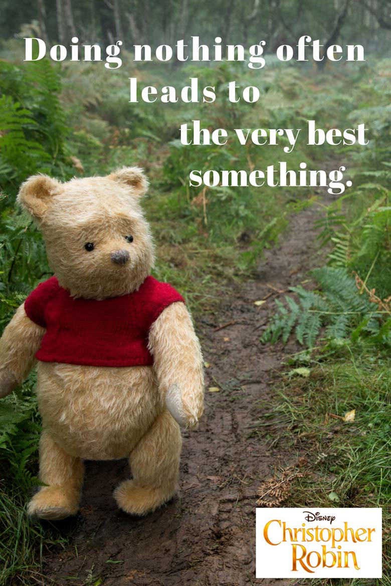 Winnie the Pooh Quotes and Christopher Robin Review! | My ...
