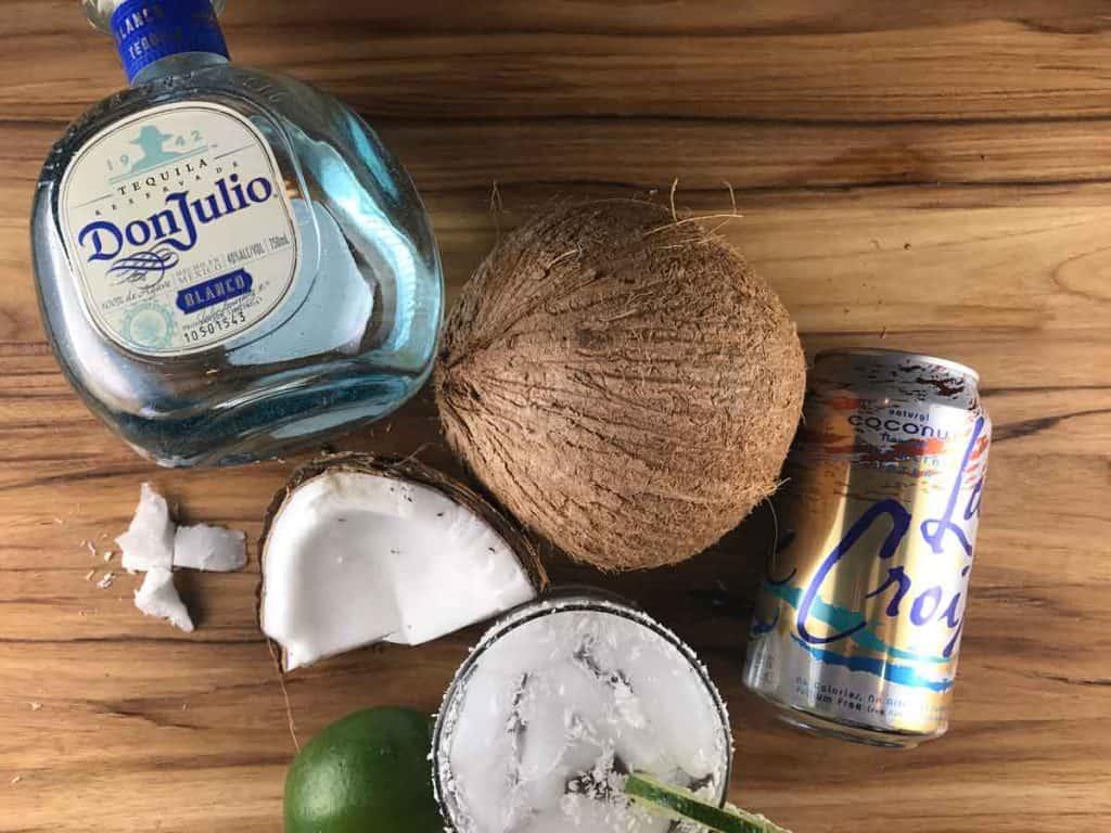 Weight Watchers Coconut Margarita