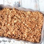 This easy Sweet Potato Casserole with Pecans is a healthy holiday side dish! This family favorite Thanksgiving side dish is the perfect amount of sweet and wholesome–you're going to love it! Mashed sweet potato casserole topped with coconut sugar and pecans | holiday side dish | healthy holiday side dish | 2B Mindset Sweet Potato Casserole