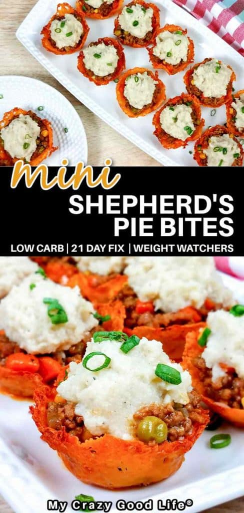 Shepherd's Pie Bites pin