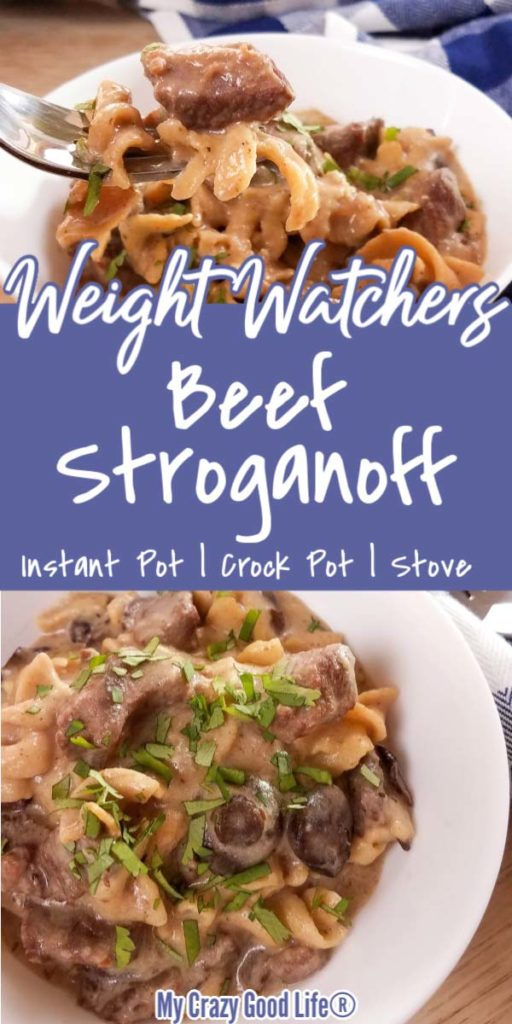 Weight Watchers Beef Stroganoff Weight Watchers Beef Recipes
