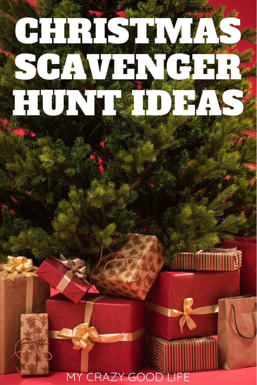 These Christmas Scavenger Hunt ideas are great family Christmas tradition! Kids love finding clues that lead to gifts–and it's a way to make present time last longer. Holiday Scavenger Hunts are good for older kids who typically ask for less gifts! Scavenger hunt clues | Scavenger Hunt Riddles | Scavenger Hunt Ideas | Holiday Scavenger hunt #scavengerhunt #kids