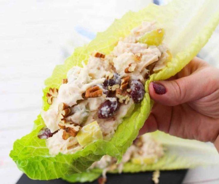 Weight Watchers Chicken Salad