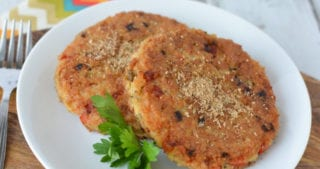 This Easy Shrimp Cakes recipe is a delicious appetizer or meal! The Shrimp Cakes with Creole Sauce is a delicious Cajun recipe with just enough spice! You can easily make it spicier if you choose. #cajun #creole #shrimpcakes