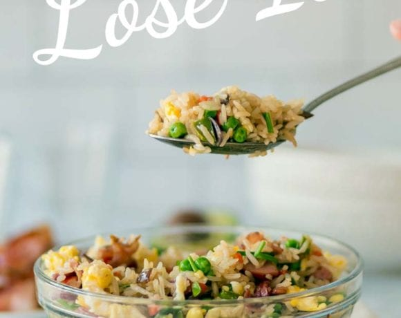 Lose It! Weight Loss Recipes and Meal Planner eBook Cover