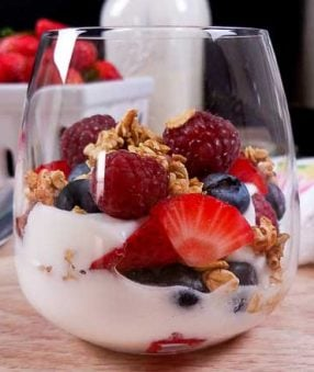 Healthy Homemade Instant Pot Yogurt