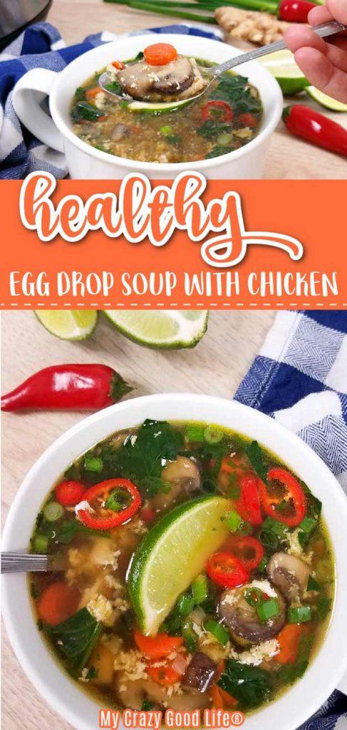 Egg Drop Soup Pin