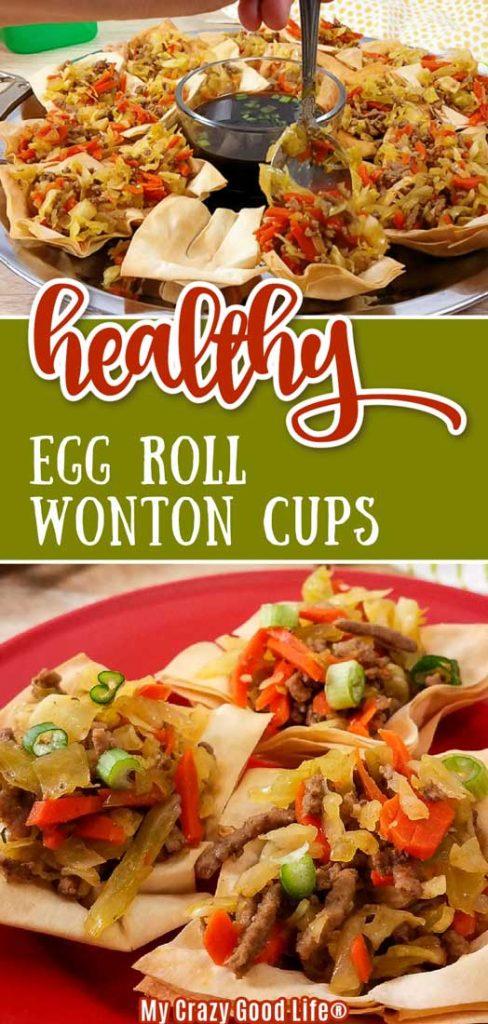 Egg roll wonton pin