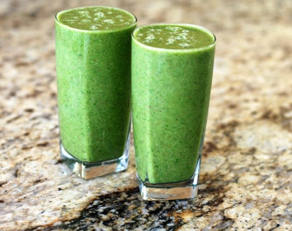 These Smoothie Recipes with veggies are a great way to get extra vegetables! Shakeology recipes with green containers are a delicious grab and go breakfast. Great tips about making green protein shakes and which veggies can easily be blended into smoothies.