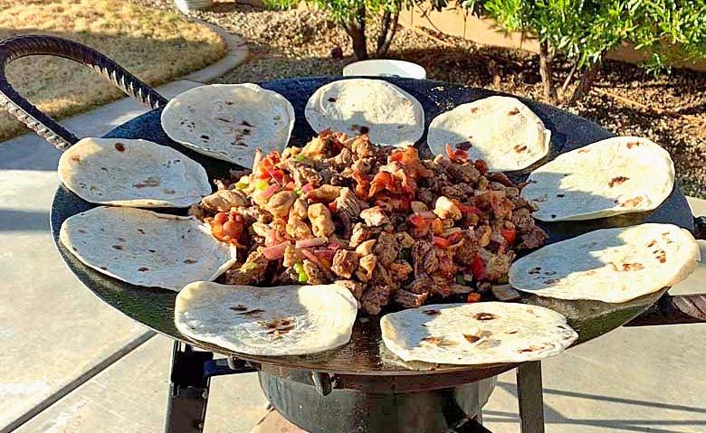 a discata grill