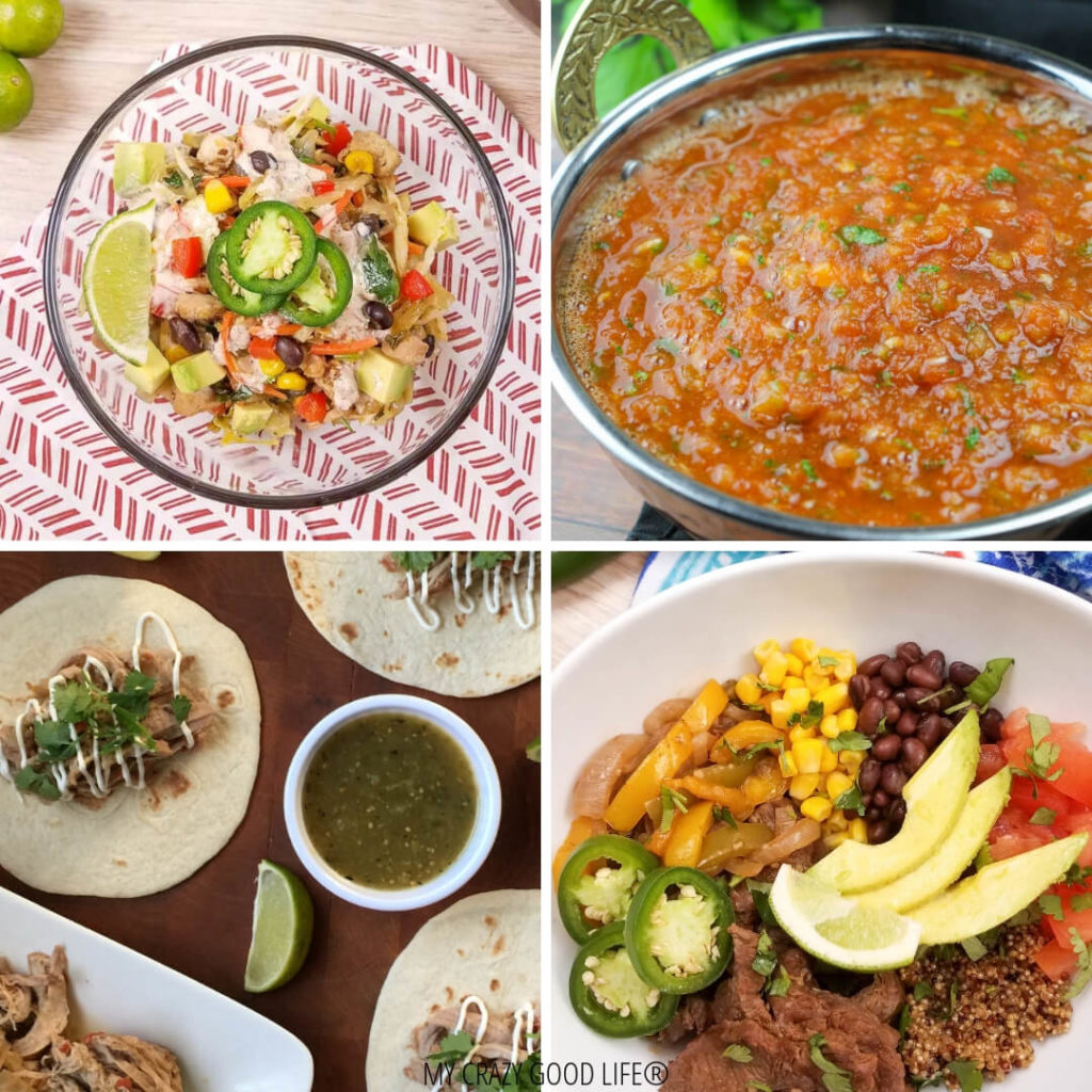 Weight Watchers Mexican recipes are delicious and easy to make. These are some of my favorite Mexican recipes with their Freestyle Smart Points included.