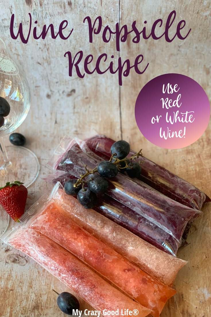 image with text of red wine and white wine popsicles