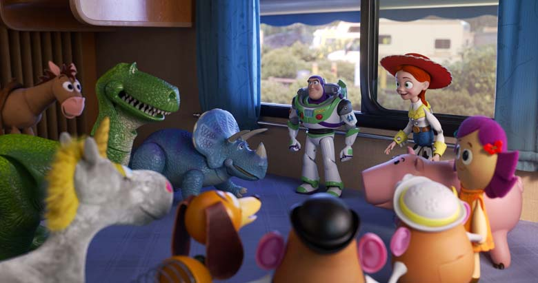 image from film Toy Story 4