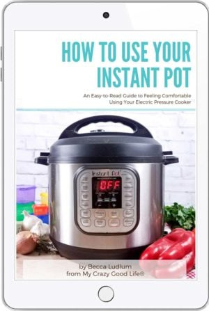 how to use your instant pot eBook