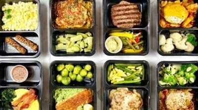 Featured image of the keto options from Diet to Go