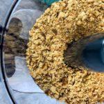breadcrumbs in food processor