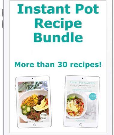 Instant Pot Recipe Bundle Cookbook