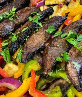 plant based fajitas recipe