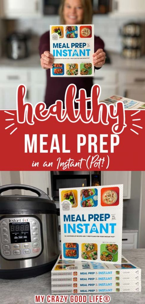 pin for Meal Prep in an Instant